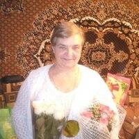 Нина, 70 лет, Козерог, Бежецк
