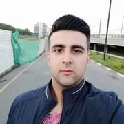 Гусейн, 26, г.Звенигород