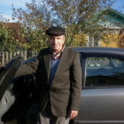 Николай, 67, г.Лысые Горы
