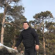 жандос, 25, г.Астана