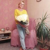 Любовь, 59 лет, Козерог, Новосибирск