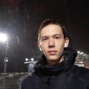 Евгений Герасимов, 19, г.Псков