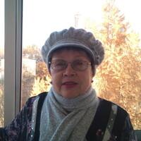Агата, 76 лет, Рак, Москва