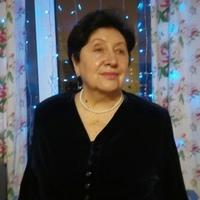 Людмила, 76 лет, Весы, Санкт-Петербург