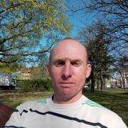 Василь, 41, г.Стрый