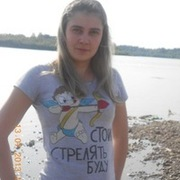 Лена, 26, г.Лысьва