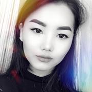 Aidana 21 год (Дева) Бишкек