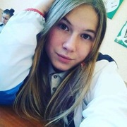 Katya Semenova, 18, г.Нью-Йорк
