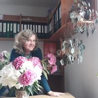 Надія, 55 років, Телець, Львів