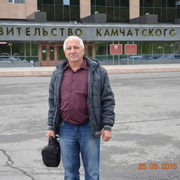 Владимир 64 года (Стрелец) Батайск