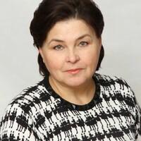 Светлана, 59 лет, Козерог, Москва
