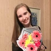 Полина Трофимова 20 Санкт-Петербург