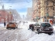 Как трогаться на зимней дороге!