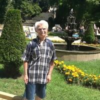 Берт, 81 год, Рыбы, Москва