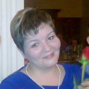 Людмила Романюк (Окун, 44, г.Куса