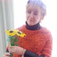 Марина Матвеева (Пучк, 55 лет, Козерог, Витебск