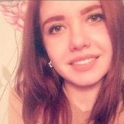 Полина, 19, г.Смоленск