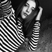 Полина Малина, 22, г.Сталинград