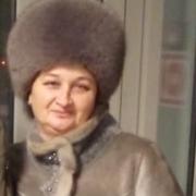 Светлана 51 год (Лев) Воскресенск