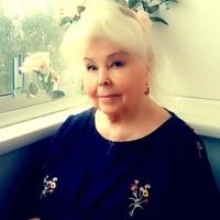 валентина, 74 года, Водолей, Москва