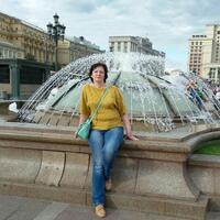 ирина, 44 года, Рыбы, Москва