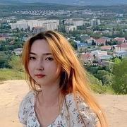 Аигерим 22 года (Рак) Алматы́