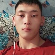 Антон 23 года (Лев) Агинское