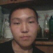 майк 22 года (Козерог) Агинское