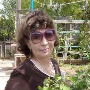 Клава 59 лет (Весы) Астрахань