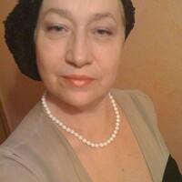 Елена, 65 лет, Лев, Москва