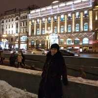 галина, 61 год, Водолей, Санкт-Петербург