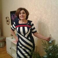 Любовь, 63 года, Близнецы, Москва