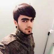 Ali Ali, 21, г.Тайшет