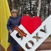 Ольга Зайцева 54 Оха