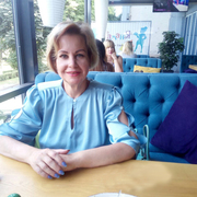 Наталья 55 лет (Рак) Каменское