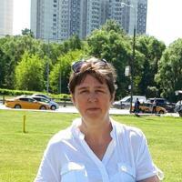 Ирина, 49 лет, Телец, Москва