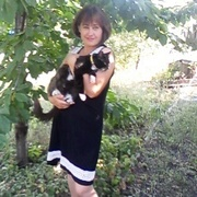 Ольга 53 года (Водолей) Макеевка