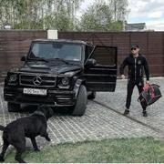 Ахатбек 26 Москва