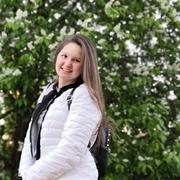 Анастасия Алексеева, 21, г.Тосно