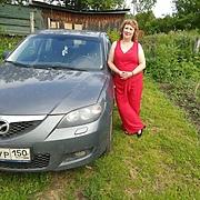 Татьяна, 45, г.Волоколамск