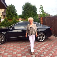 Валентина, 71 год, Близнецы, Киев