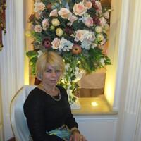 Елена, 51 год, Козерог, Москва