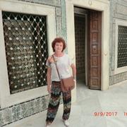 алла, 58 лет, Дева