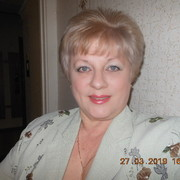 Валентина, 59, г.Россошь
