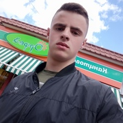 Дмитро 19 лет (Скорпион) Красное
