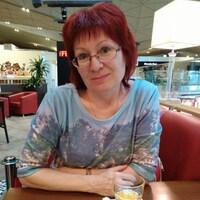 Ирина, 53 года, Телец, Санкт-Петербург