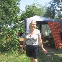 Мила, 62 года, Телец, Москва