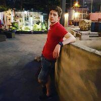 Гия Нанеишвили, 24 года, Лев, Ульяновск