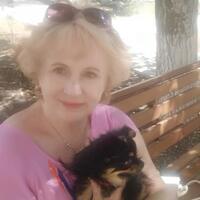 Тамара, 58 лет, Козерог, Анапа