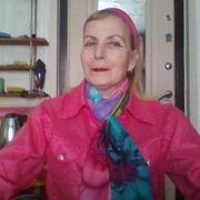 Антонина, 63, г.Лихославль